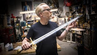 Adam Savage's One Day Builds: Excalibur Sword! thumbnail