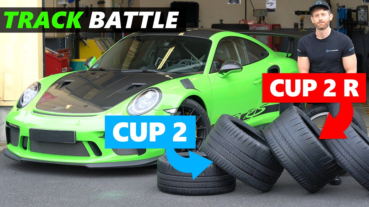 Michelin Pilot Sport Cup 2 VS Cup 2 R - How Much FASTER is the Cup 2 R?