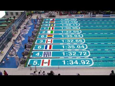 International Swim Meeting 2015 (Berlin) - WK 23   100m Brust Frauen Vorlauf