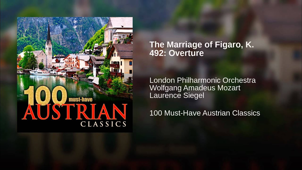 the marriage of figaro overture k 492 pdf