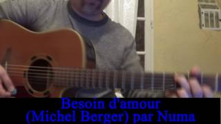 Watch Michel Berger Besoin Damour video