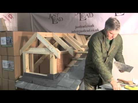 Fitting Dormer Corners And Soakers From Just Lead Youtube