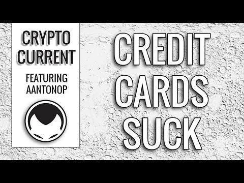 Why Credit Cards Suck  - Andreas Antonopoulos