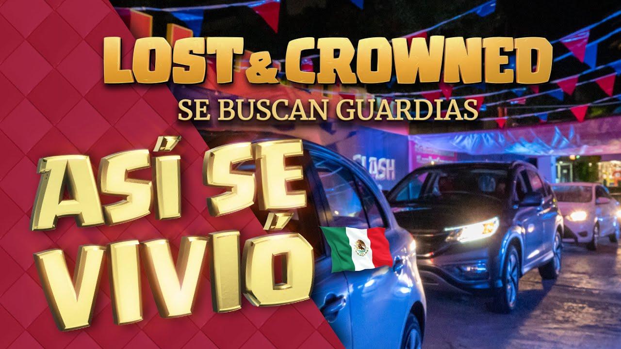 """CLASH – Estreno """"Lost & Crowned"""" (Se buscan guardias)   Premiere Exclusiva"""