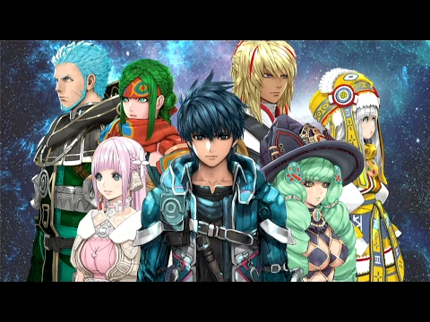 Star Ocean Integrity and Faithlessness Full Movie All Cutscenes