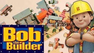 Bob the Builder Jigsaw Puzzle for Children to Learn