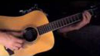 """How to Play """"Walk Right In"""" on a 12-String---Alonzo Garbanzo"""