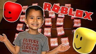 ROBLOX Surprise Boxes in ENGLISH VIDEO game ROBLOX