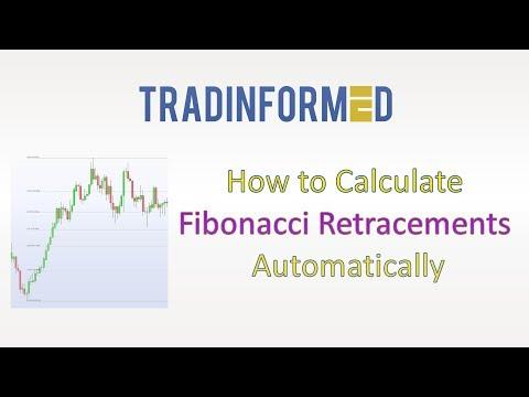 How to Calculate Fibonacci Retracements Automatically