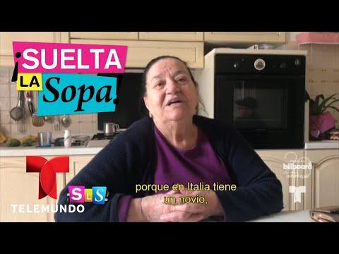 Tia de Luis Miguel habla de la desaparición de Marcela Basteri | Suelta La Sopa | Entretenimiento