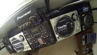 Genya M - Funky, Disco House mix september 7th 2014, pioneer cdj 2000 nexus, djm 2000, rmx 1000