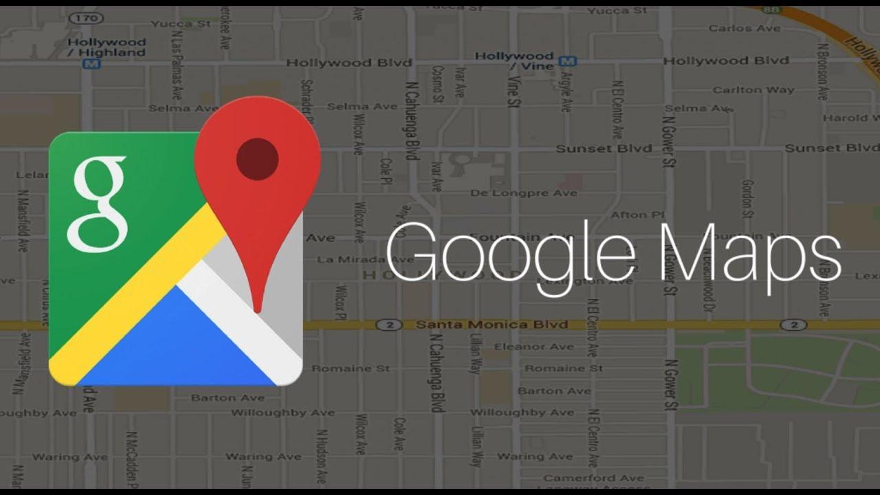 Картинки на гугл картах