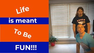 Life Is Meant to Be Fun (Skit Comedy)