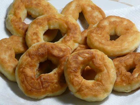 Картофельные кольца или ленивые пирожки с картошкой👍Что приготовить на ужин, на обед быстро и вкусно