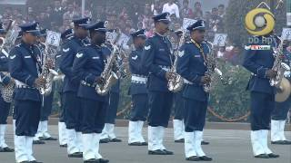 Rejoice In Raisina - By Indian Air Force Band & In