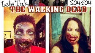 Lets Talk: #TheWalkingDead #AfterParty #MondayShow (Season 4: Ep 4 - Indifference) Thumbnail