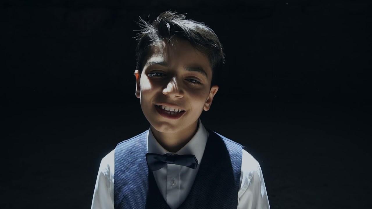 בנימין אצרף - מקודשת -  קליפ רשמי | Binyamin Assraf - Mekudeshet - Official Music Video