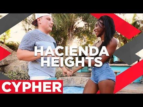 Hacienda Heights Cypher - Cinco x Jodie Cheese x Trilla x Jay Red
