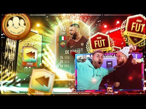 FIFA 19: Weekend LEAGUE mit OPTIMUS PRIME R9 ( Currywurst) + paar Packs und SBCs !!!