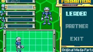 Medabots AX Walkthrough (Tips)