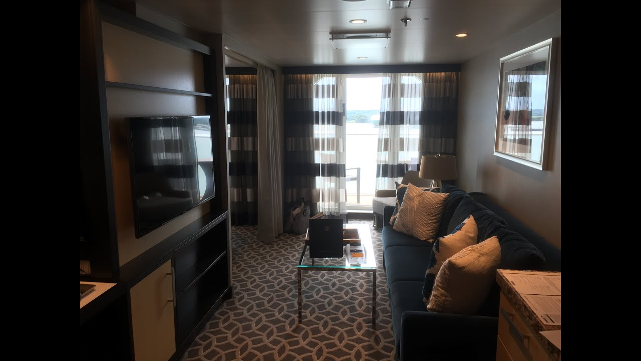 Anthem Of The Seas Superior Grand Suite 8234 Youtube