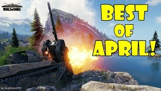 World of Tanks - Epic Fails and Funny Moments! (Best of April 2018)
