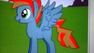 Клип ларасидан баклажан Пони.