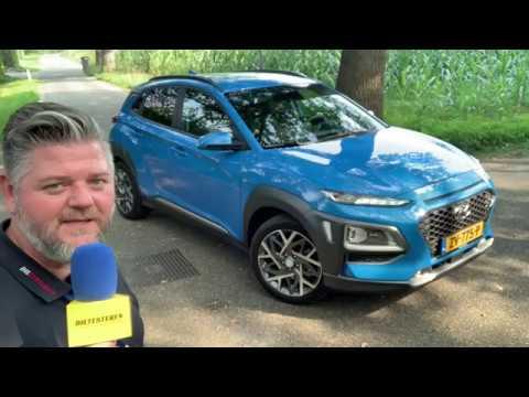 Hyundai Kona Hybrid (præsentation)