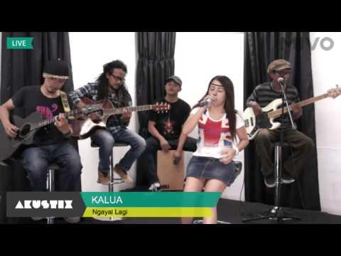KALUA - Ngayal Lagi (Acoustic) Cipt.Lukas