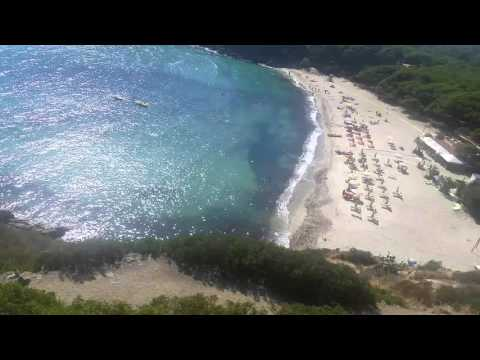 Vacation on Elba Island