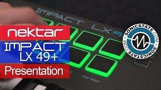 Nektar IMPACT LX 49+ Controller
