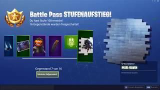 Fortnite huge bug | 35 free tiers !!!