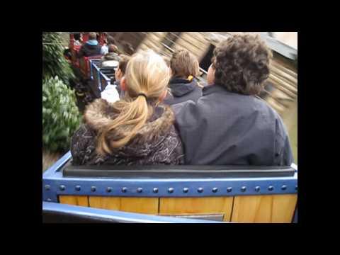 Europa Park -  Alpenexpress Enzian 2010  HD 1080p