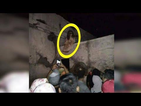Kameraya Yakalanan 12 Hayalet Videosu || Kameralara yakalanmış gerçek hayaletler