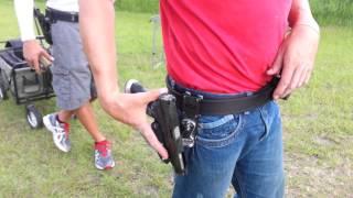 Universal Shooting Academy Glock Holster