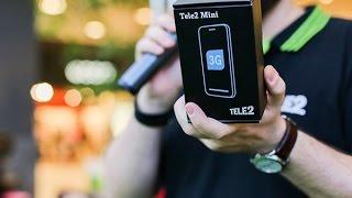 видео Защитные стекла для Tele2