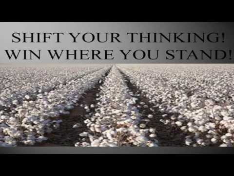 Shift Your Thinking: Win Where You Stand – Breaking the Entrepreneurial Code