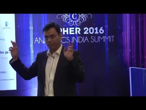 Hindol Basu, Head of Analytics at Tata Insights and Quants @ Cypher2016