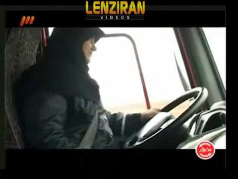 Female truck and passenger bus drivers in Iran