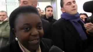 Kyenge apre alla scorta del Pd   Mi pare u      Italy's Show channel
