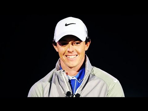Nike Golf Unveil Rory McIlroy