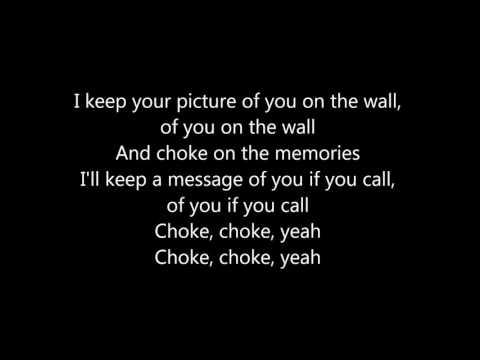 OneRepublic - Choke (lyrics)