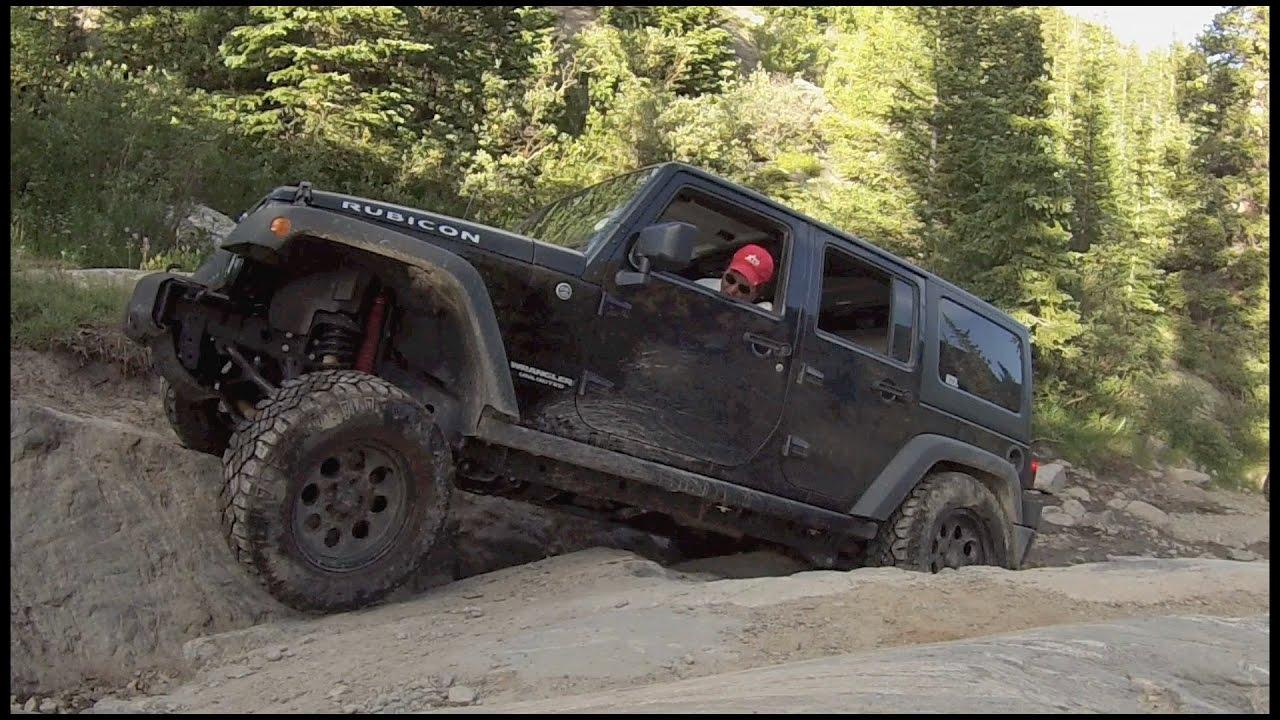 Wheeler Lake Jeep Trail - Colorado - YouTube