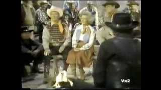 Roy Rogers & Dale Evans with Sons of the Pioneers -Cowboy song tribute