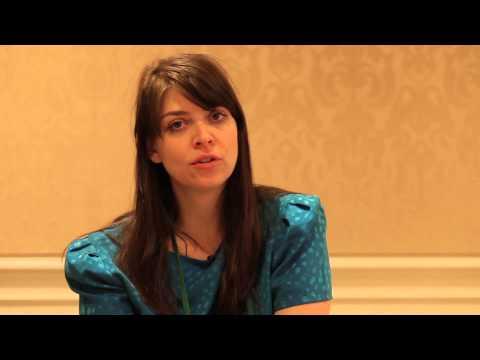 HWA 2013 - Amber Benson Interview