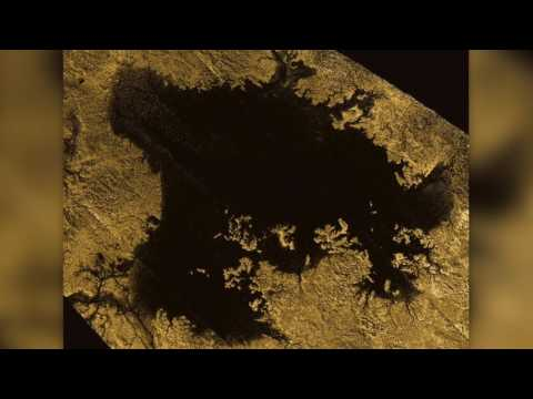 Electric Dunes of Titan | Space News