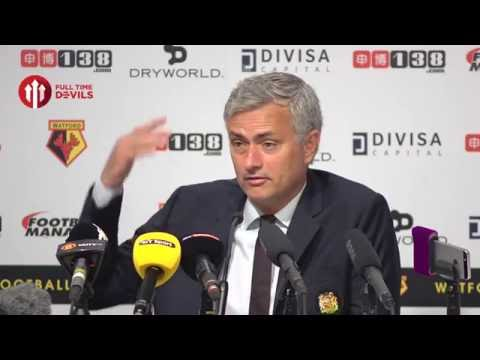 Jose Mourinho: 'We Have to Improve, No Doubt!' | Full Press Conference