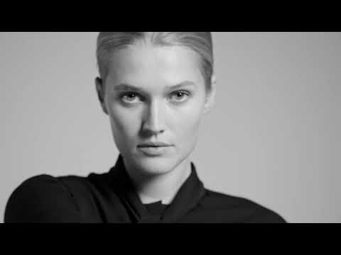Toni Garrn for BOSS Made in Germany Campaign