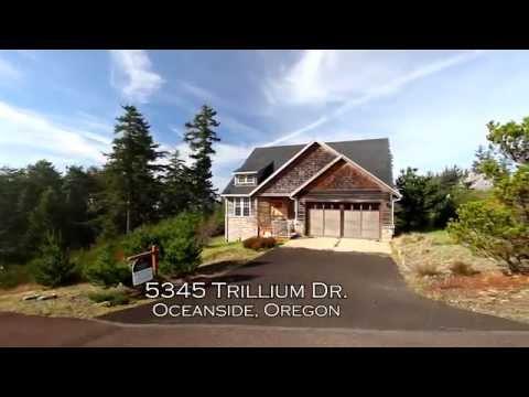 Beautiful Oceanside Home in Peaceful Setting | Oceanside, Oregon real estate