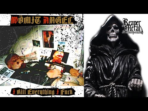 "GG Allin Cover 2017 | WÖMIT ANGEL ""I Kill Everything I F"" [Song]"